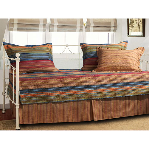 Global Trends Boho Stripe Daybed Set