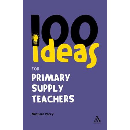 100 Ideas for Supply Teachers : Primary School - School Supplies For Teachers