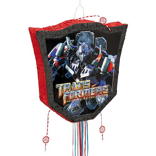 Transformers Pinata, Pull String