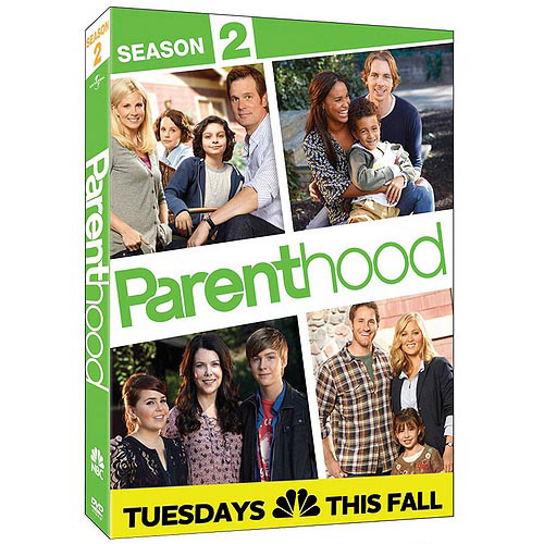 Parenthood - Parenthood: Season 2 [5 Discs] [DVD]