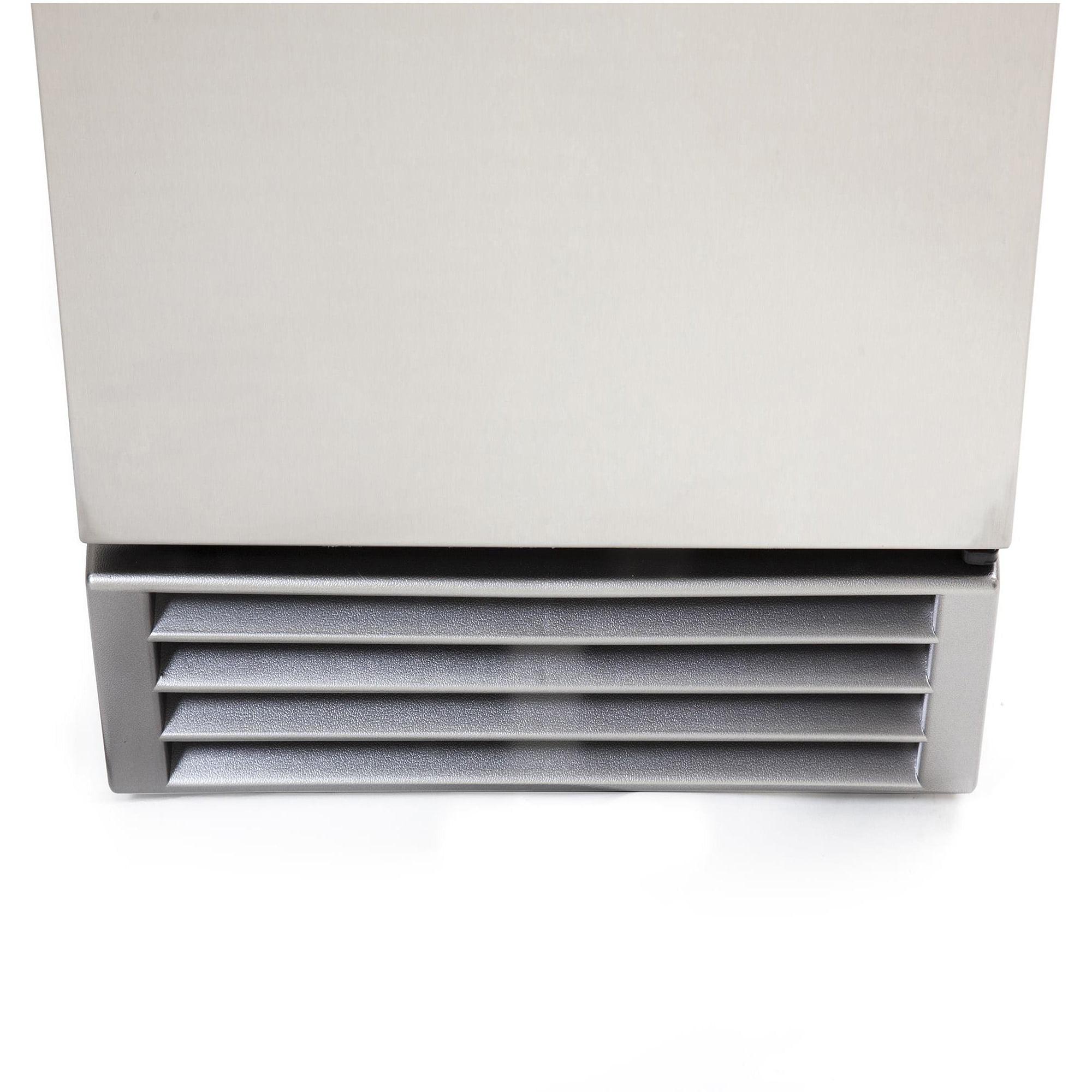Whynter BOR-325FS Stainless Steel Indoor/Outdoor Beverage Refrigerator, 3.2 cu ft