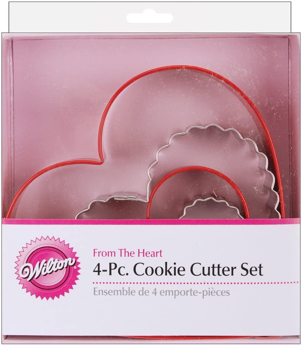 Emporte-pièce de véhicules cookie cutter ensemble de 5 pièces