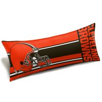 """NFL Cleveland Browns """"Seal"""" Body Pillow, 1 Each"""