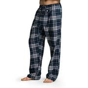 CYZ Men's 100% Cotton Super Soft Flannel Plaid Pajama Pant