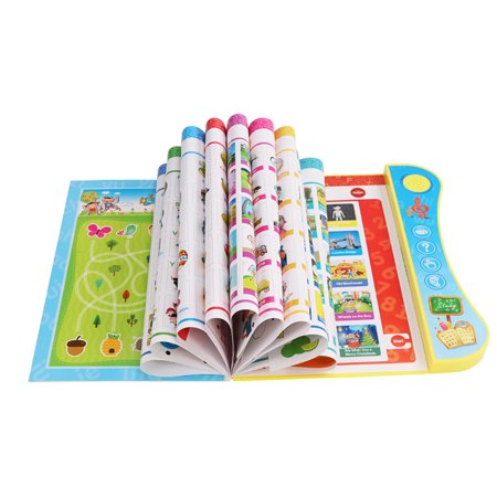 Kids Learning Machine Common Sense Cognitive Intelligence Logic Learning Pen Educational Toy Color:YS2607A - image 4 de 6