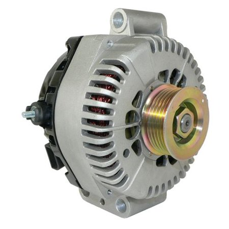 DB Electrical AFD0107 New Alternator For Ford 6.0L 6.0 Diesel F150 F250 F350 Pickup 03 04 05 06 2003 2004 2005 2006, Van 04 05 2004 2005 3C3T-10300-CA 3C3T-10300-CB 3C3Z-10346-CA 400-14079