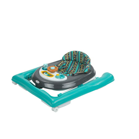 Babideal Rover Activity Walker with Sounds, Teal Boho