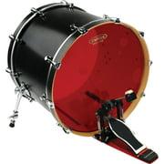 """Evans 20"""" Hydraulic Red Bass Drum Head"""