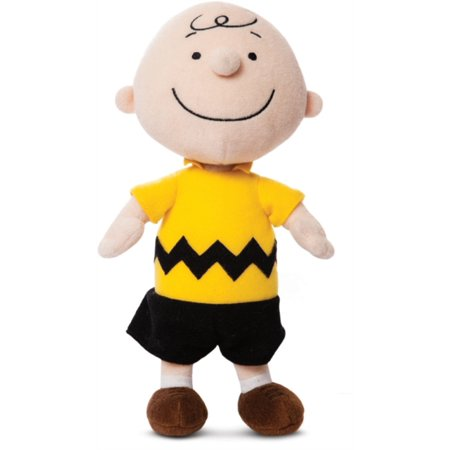 Charlie Brown 10 Inch Soft Toy (Peanuts) (Hardcover)