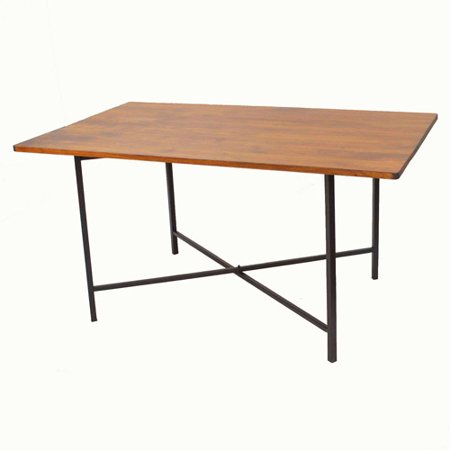 elmsley 60 x 36 rectangle dining table chestnut