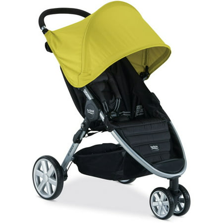The Britax B-Agile 3 earned top marks for ease of use and quality with an impressive score for maneuverability. This standard stroller is lighter than some of the lightweight strollers and has a quick and easy fold that makes it easy to manage on the go.