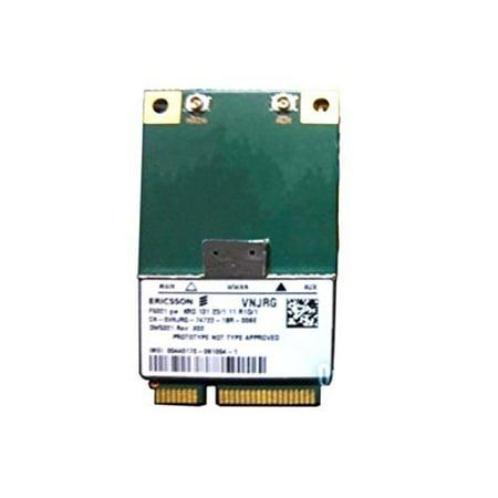 Ericsson HP F5321GW 668969-001 Mini PCI-express 3G WCDMA HSPA WWAN Wlan Wireless Card GPS
