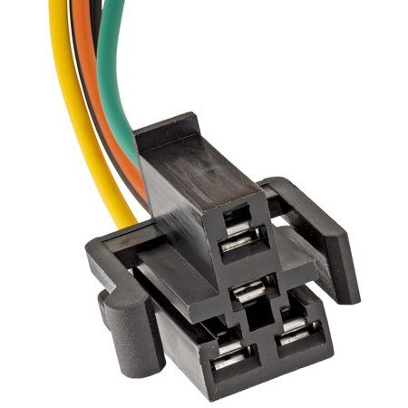 Clipsandfasteners Inc Compatible with Ford Air Conditioning Blower Motor Harness Connector