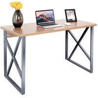 Topbuy Trendy Computer Desk PC Laptop Table Writing Study Workstation