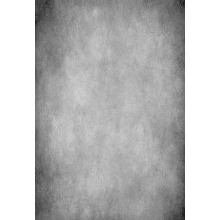 MOHome Polyster 5x7ft Photography Backdrop Paper Gray Concrete Wall Background for Photo Studio Props - Paper Photo Backdrops