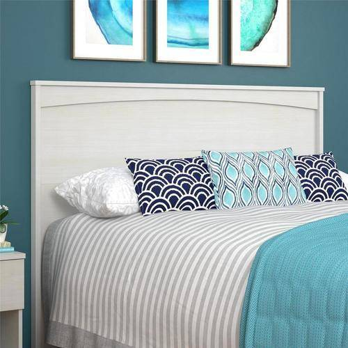 Ameriwood Home Crescent Point Queen Size Headboard, Multiple Colors