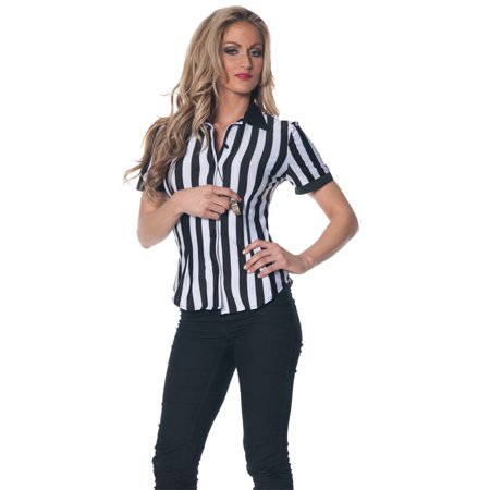 1b2f515e3bb REFEREE FITTED SHIRT ADULT XL - image 1 of 1 ...