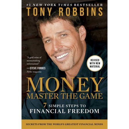 MONEY Master the Game : 7 Simple Steps to Financial