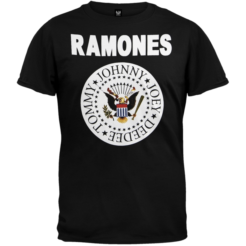 Ramones - Full Color Seal T-Shirt - Walmart.com