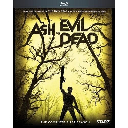 Ash Vs. Evil Dead: Season 1 (Blu-ray)