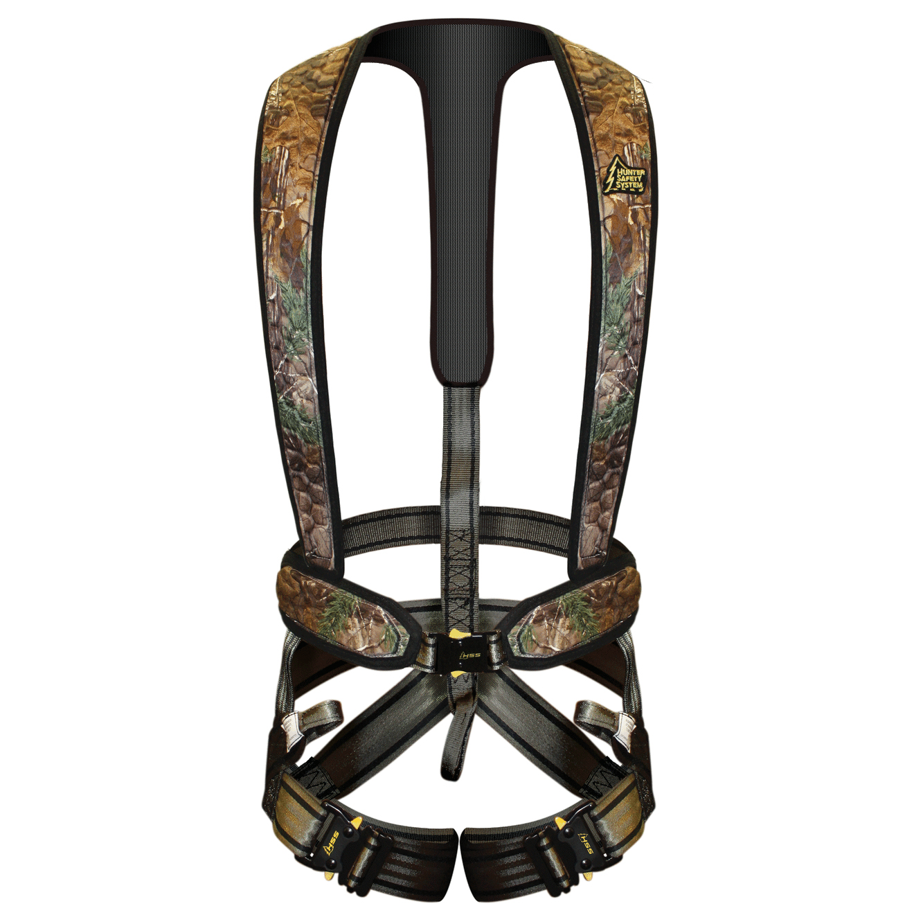 Hunter Safety System Ultralite Flex Harness, Camo