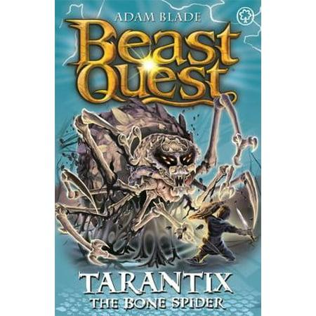 Best Book Series (Beast Quest: Tarantix the Bone Spider : Series 21 Book 3)