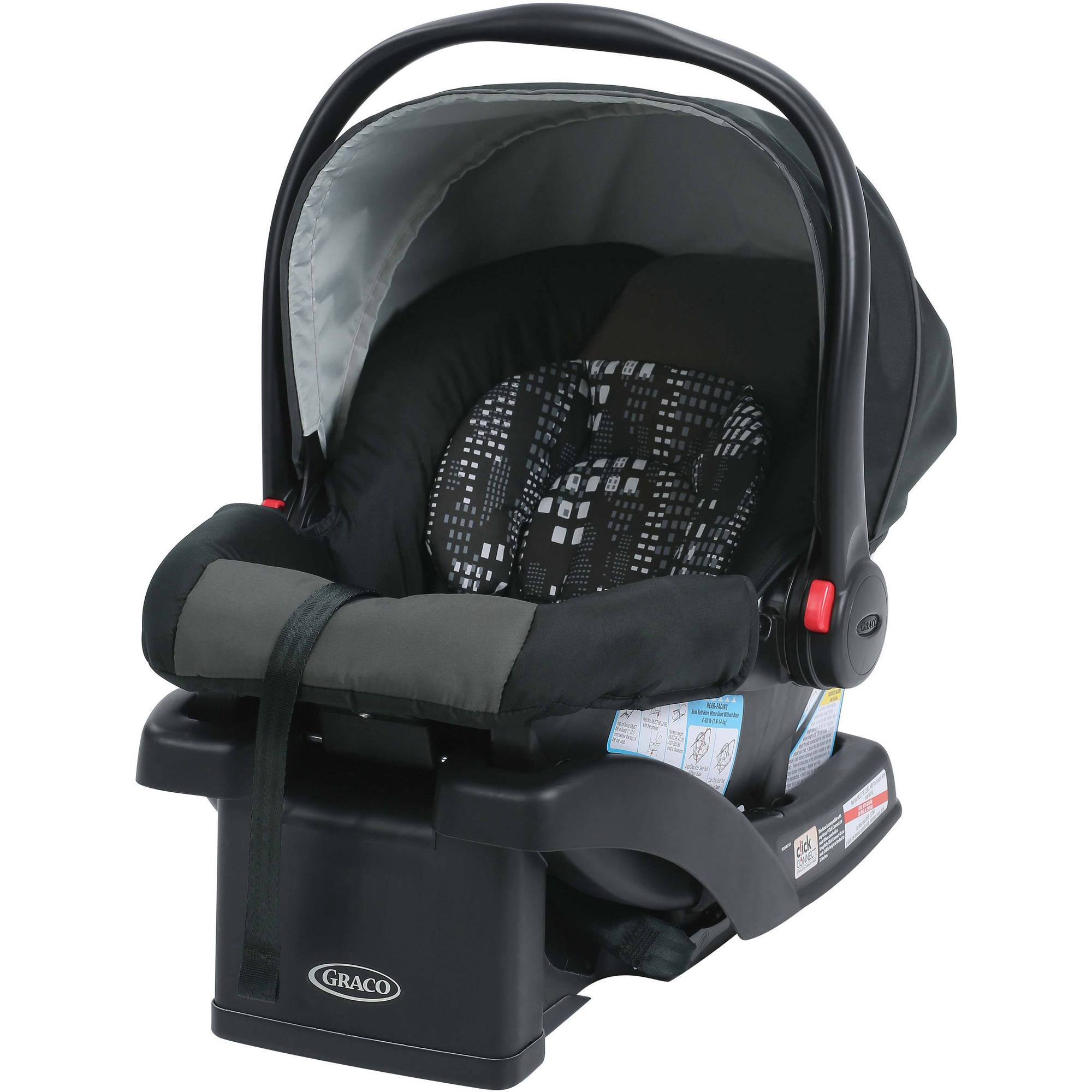 Graco Snug Ride Click Connect 30 Infant Car Seat, Choose Your Pattern