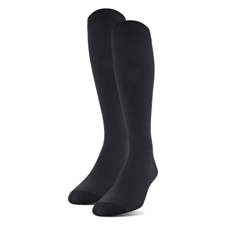 MediPeds Compression Over the Calf, (Over Calf Boot Socks)