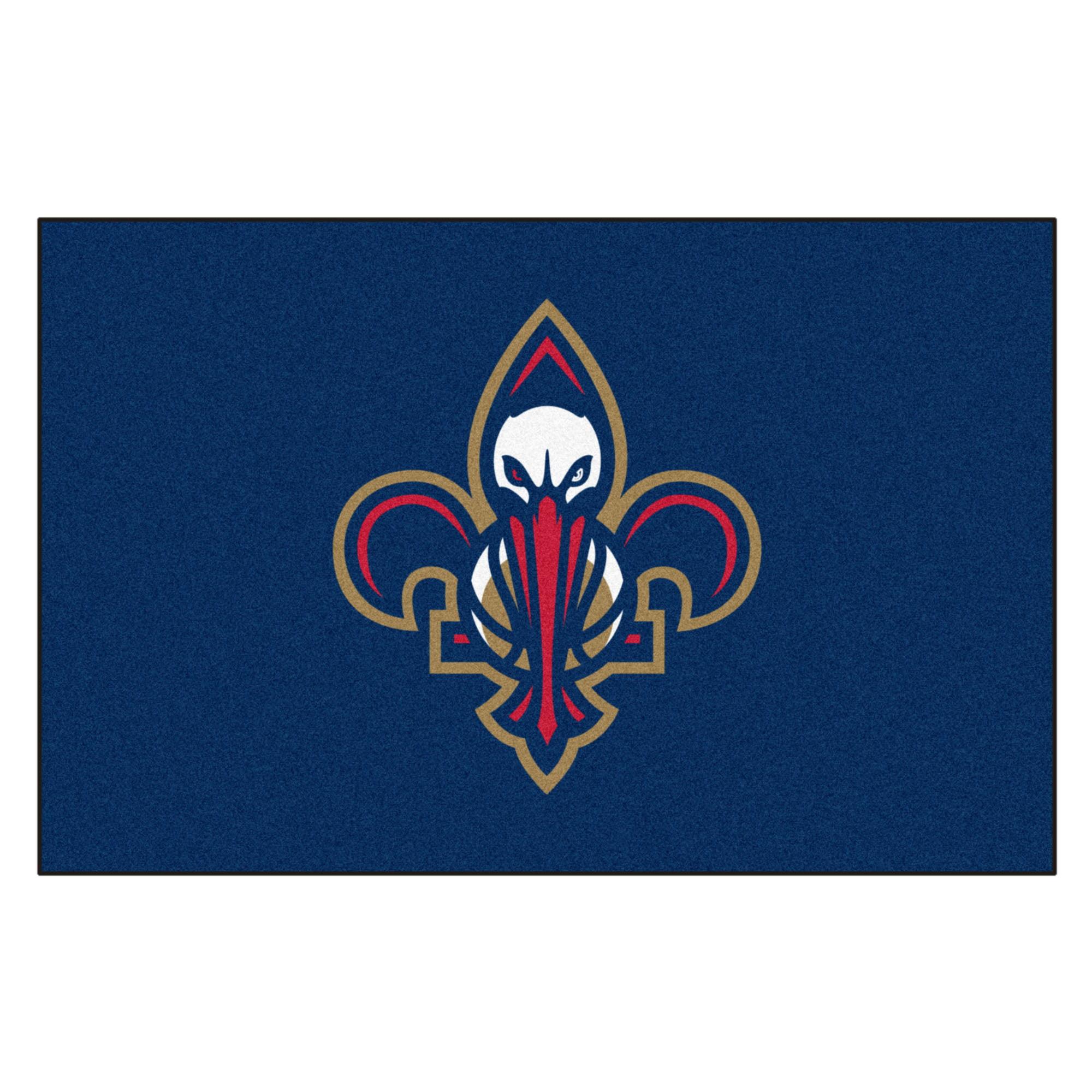 NBA New Orleans Pelicans Starter Mat Rectangular Area Rug