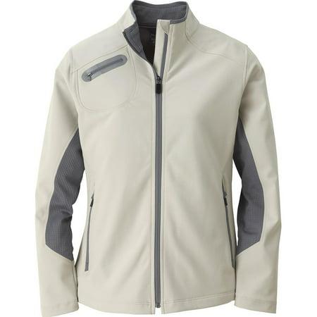 North End Ladies 3-Layer Softshell Jacket. 78621
