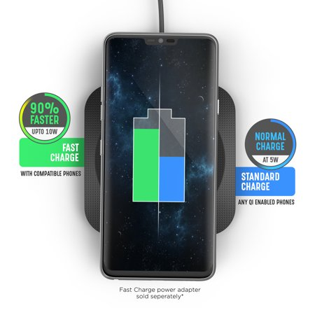 google pixel 3 xl wireless charger encased qi enabled. Black Bedroom Furniture Sets. Home Design Ideas