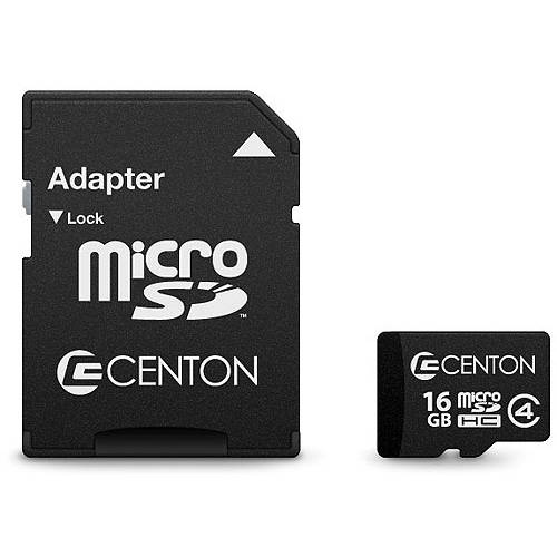 Centon 16GB Class 4 microSD Card