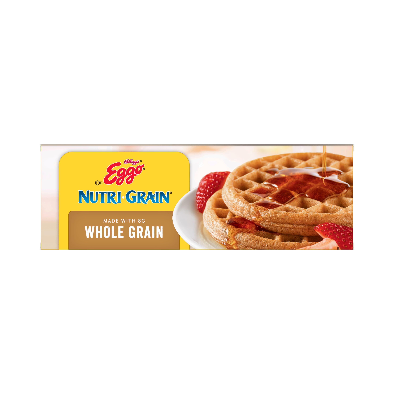 Whole Wheat Waffles 24.6 oz 20 ct