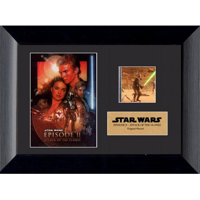 Film Cells USFC2408 Star Wars Episode II - Attack Of The Clones - Special Edition Minicell