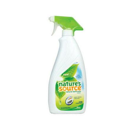 Scrubbing Bubbles Natures Source Natural Bathroom Cleaner Trigger - All natural bathroom cleaner