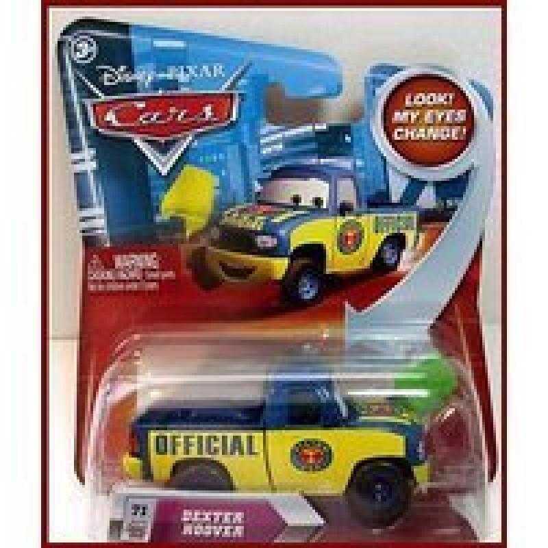 Disney   Pixar CARS Movie 1:55 Scale Die Cast Car with Lenticular Eyes Series 2 Dexter... by