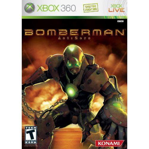 Bomberman: Act Zero Xbox 360