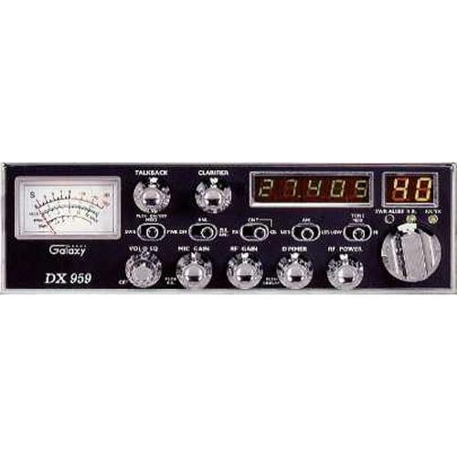"""Galaxy DX-959 CB Radio"" by Galaxy"