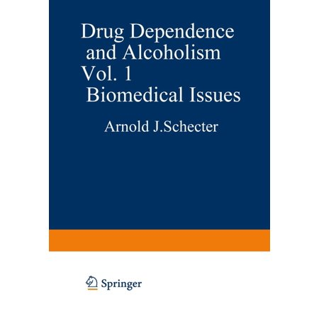Drug Dependence and Alcoholism - eBook