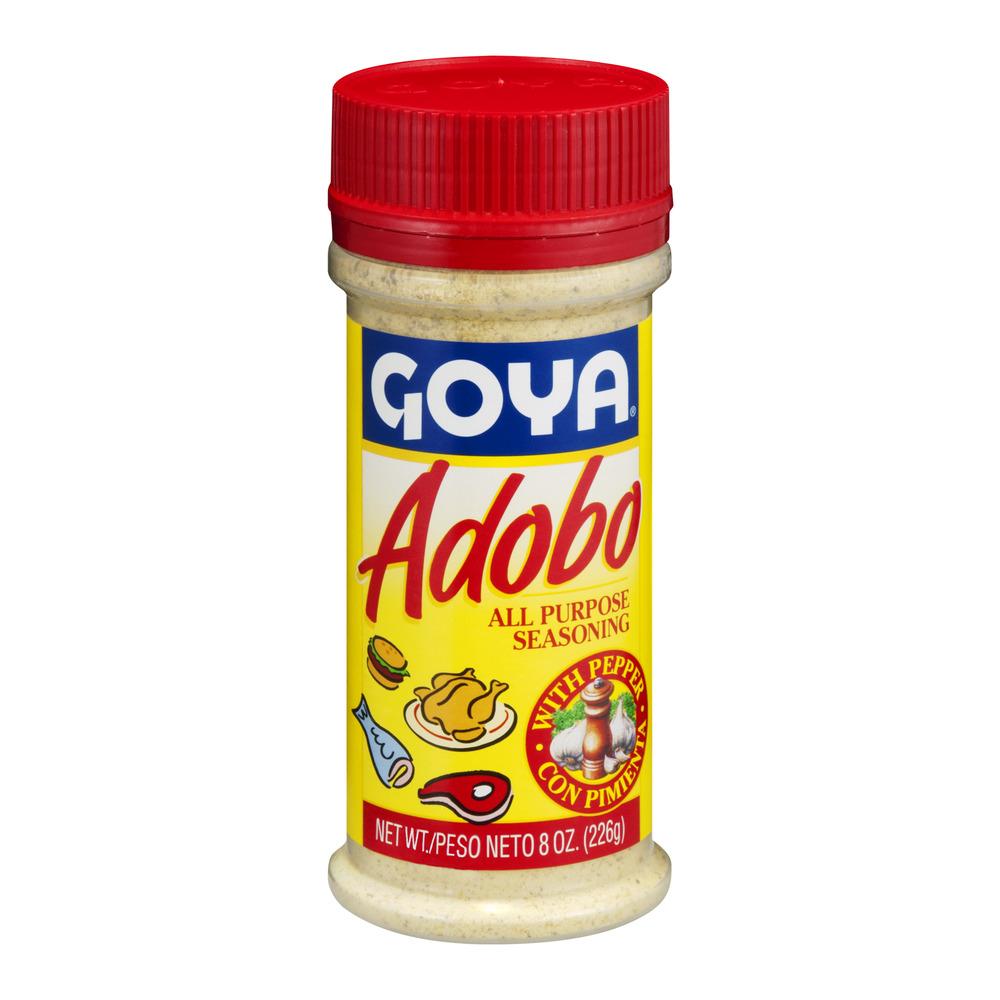 Goya Adobo with Pepper, 8.0 OZ by GOYA FOODS, INC.