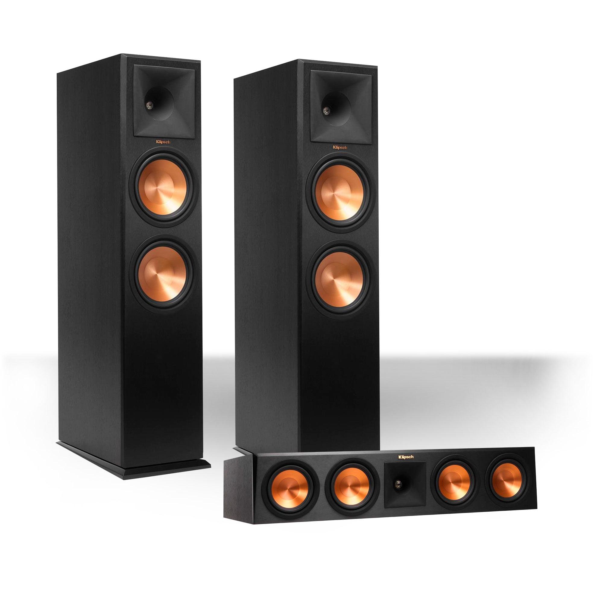 Klipsch RP-280F Reference Premiere Floorstanding Speaker Package with RP-450C Center Channel Speaker by Klipsch