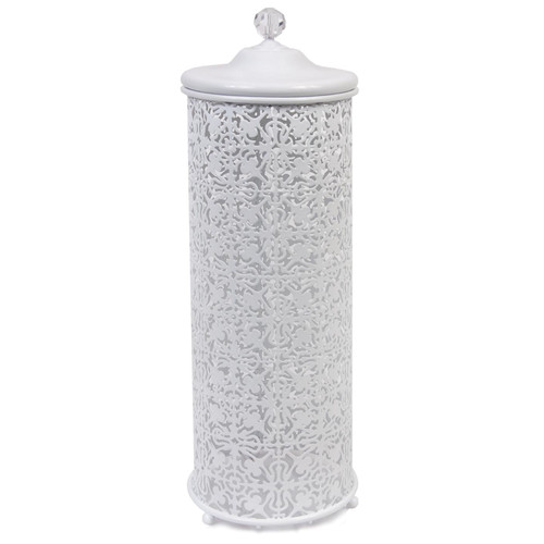 Wildon Home Lace Freestanding Toilet Paper Holder