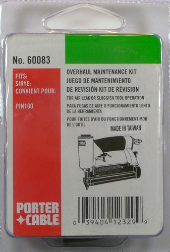 Porter Cable Nailer Overhaul Kit # 905118 by Porter Cable