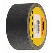 CONDOR GRAN13529 Anti-Slip Tape,Black,3 in x 60 ft.