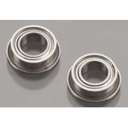 HOT BODIES 108678 Ball Bearing 4x7x2.5mm Flanged (2) HBSC8678 Multi-Colored