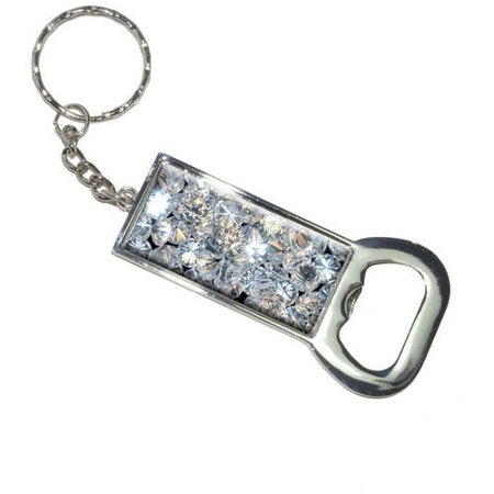 Loose Diamonds Keychain Bottle Bottlecap Opener