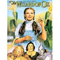 Alfred 00-TSF0038 The Wizard of Oz- Movie Selections - Music Book