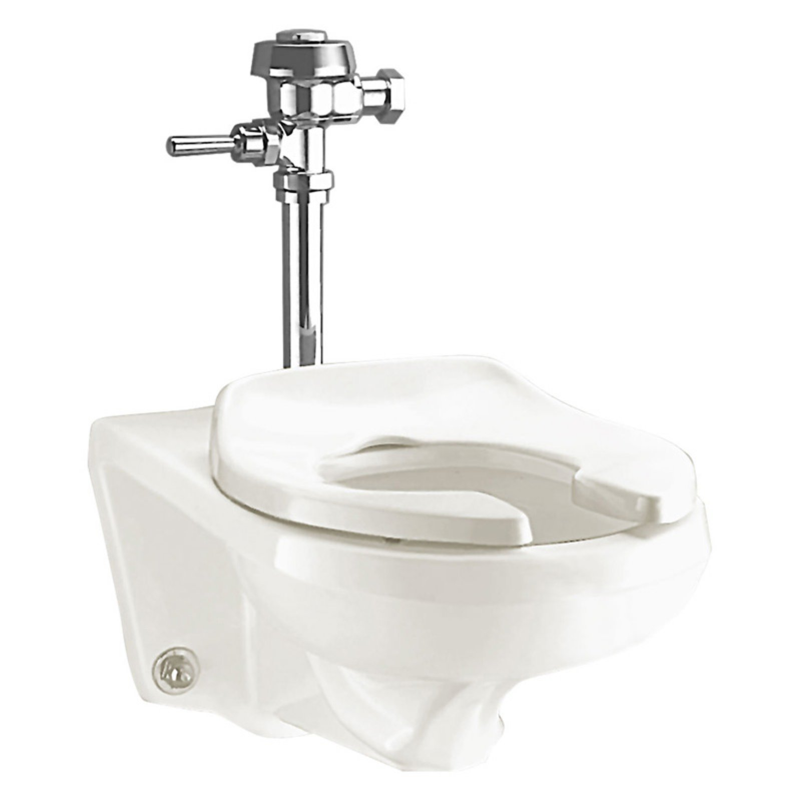 AMERICAN STANDARD Toilet Bowl,Wall,Elongated,16-1/8 In H 2294011EC.020