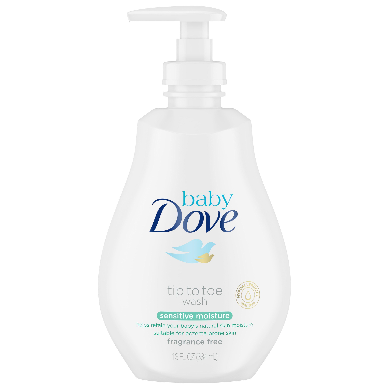 Baby Dove Tip to Toe Wash and Shampoo Sensitive Moisture 13 oz