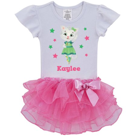 Personalized Daniel Tiger's Neighborhood Katerina Toddler Tutu Shirt](Daniel Tiger Gifts)